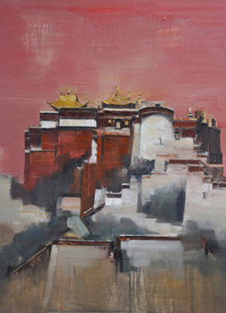 Potala Palace by Luo Ling
